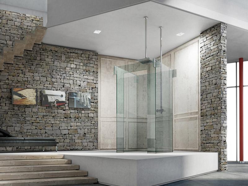 vendita e montaggio di cabine doccia e box doccia a brescia
