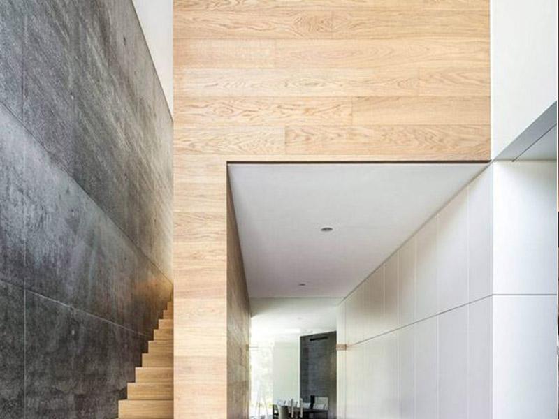 Vendita e posa rivestimenti in legno per esterni a brescia - Rivestimenti legno interni ...