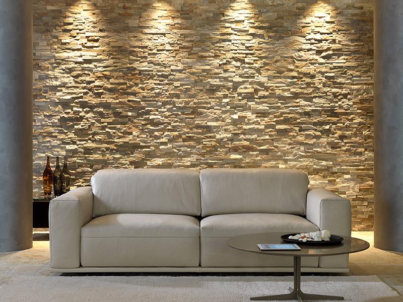 Vendita e posa rivestimenti con pietre ricostruite a brescia for Rivestimento scale in resina prezzi