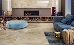 Il gres porcellanato effetto marmo nel design d'interni: un tocco di stile